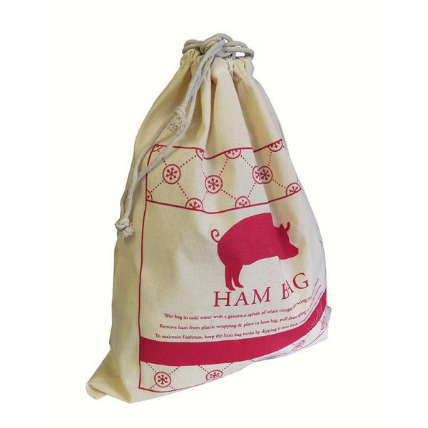 Cotton Ham Bag