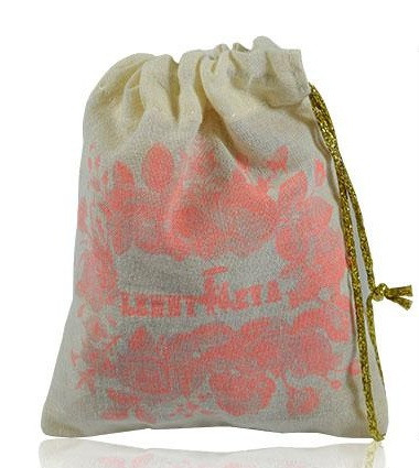 Custom Printed Natural Cotton Pouches