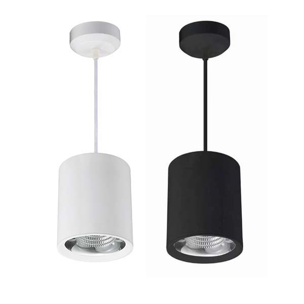 Cylindrical Pendant Light