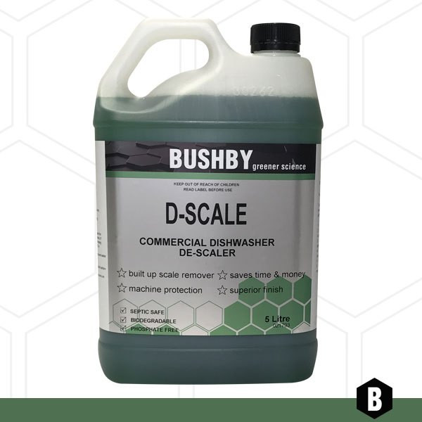 D-SCALE – Commercial Dishwasher