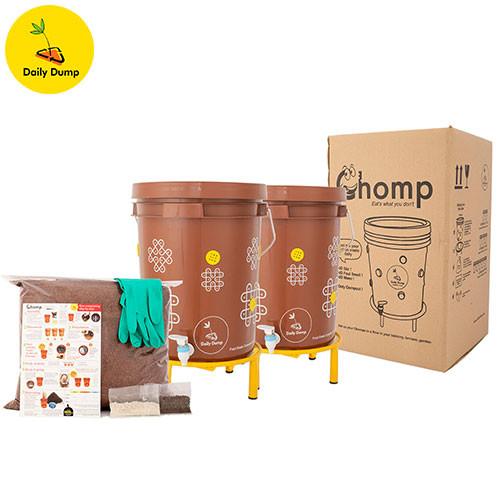 Daily Dump : Chomp Double