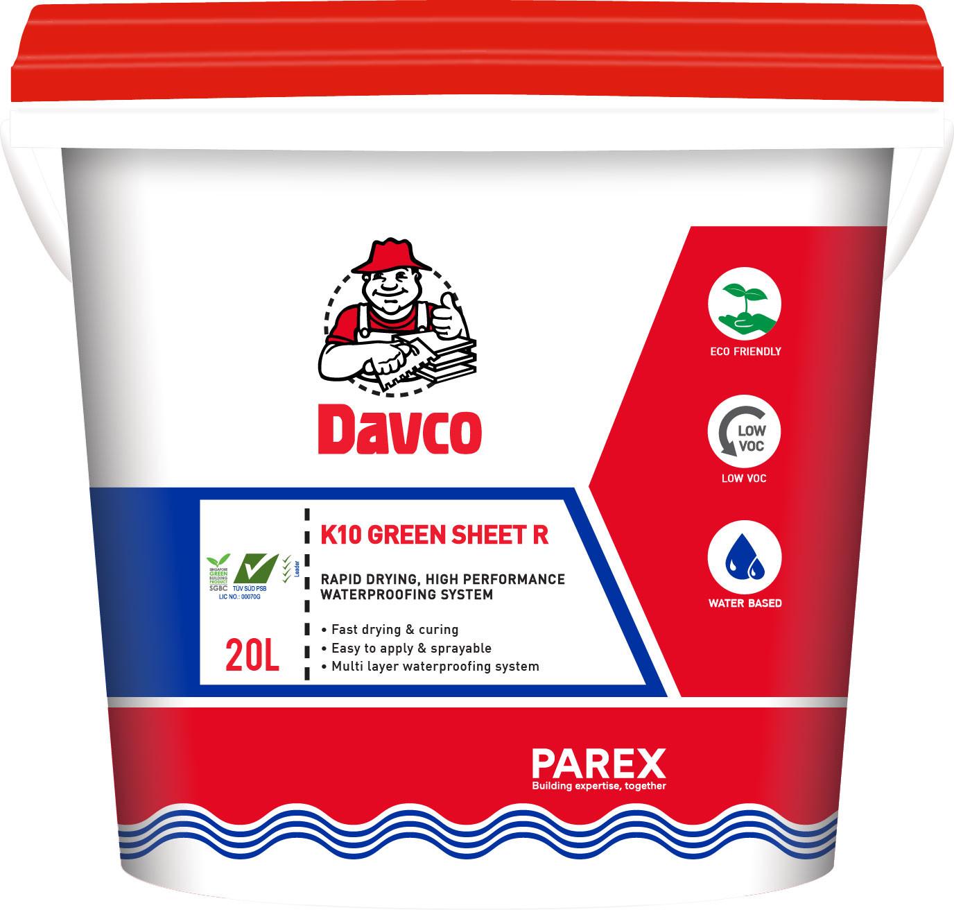 DAVCO K10 GRS 2000