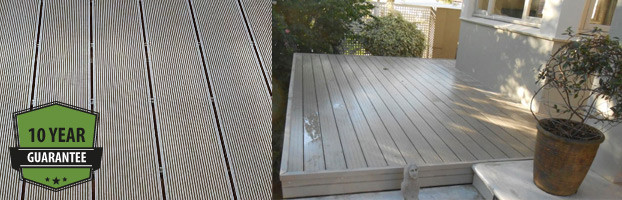 Composite Decking System