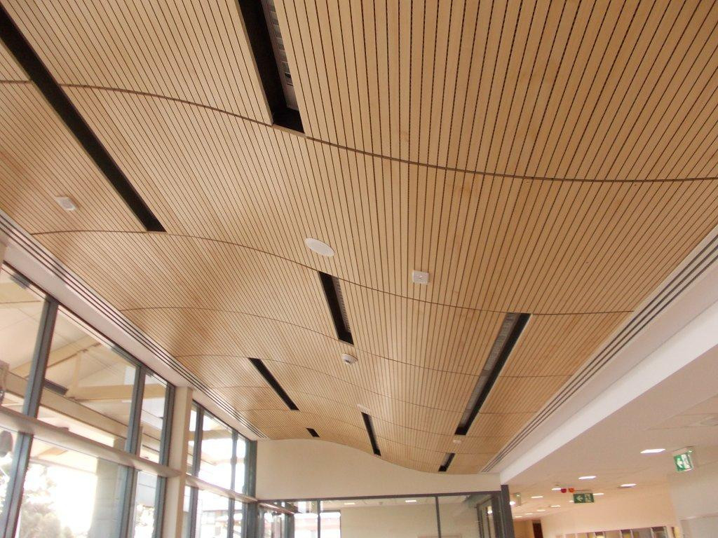 DecorLini - LINEAR ACOUSTIC PLANKS