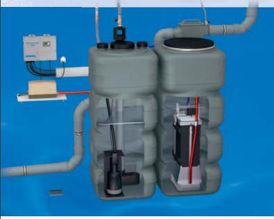 DeHoust GWM Waste Water Recycling  Product Range