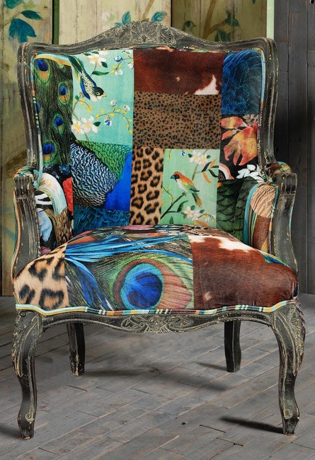 Designer Bird Chair 82X122X82