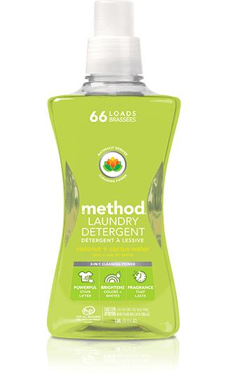 Detergent Pour
