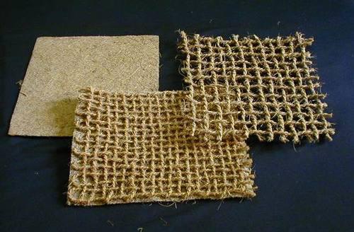 Different Density Coir Textile Nettings