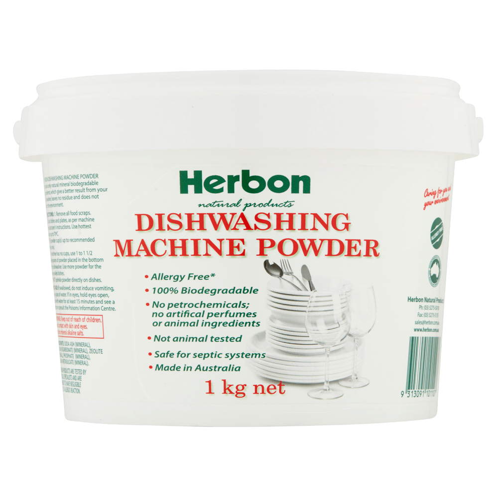 Dishwashing Machine Powder