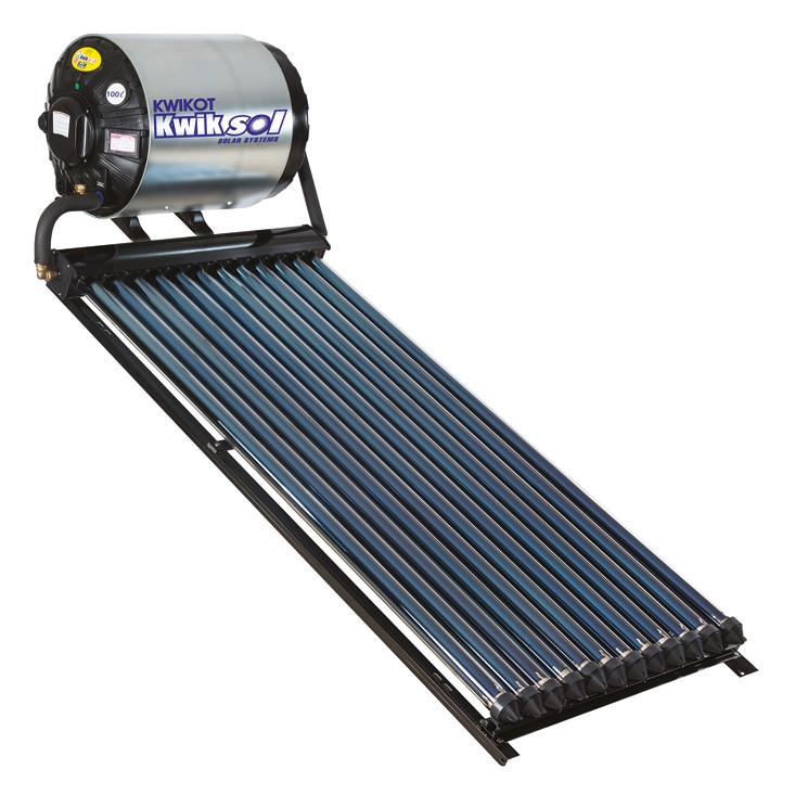 Domestic Solar Geysers