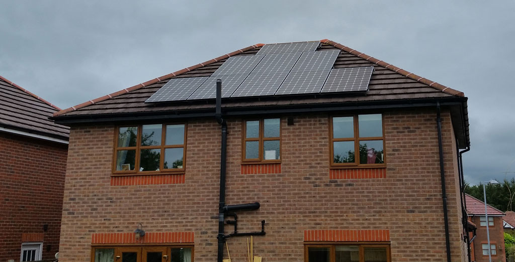 Domestic Solar PV