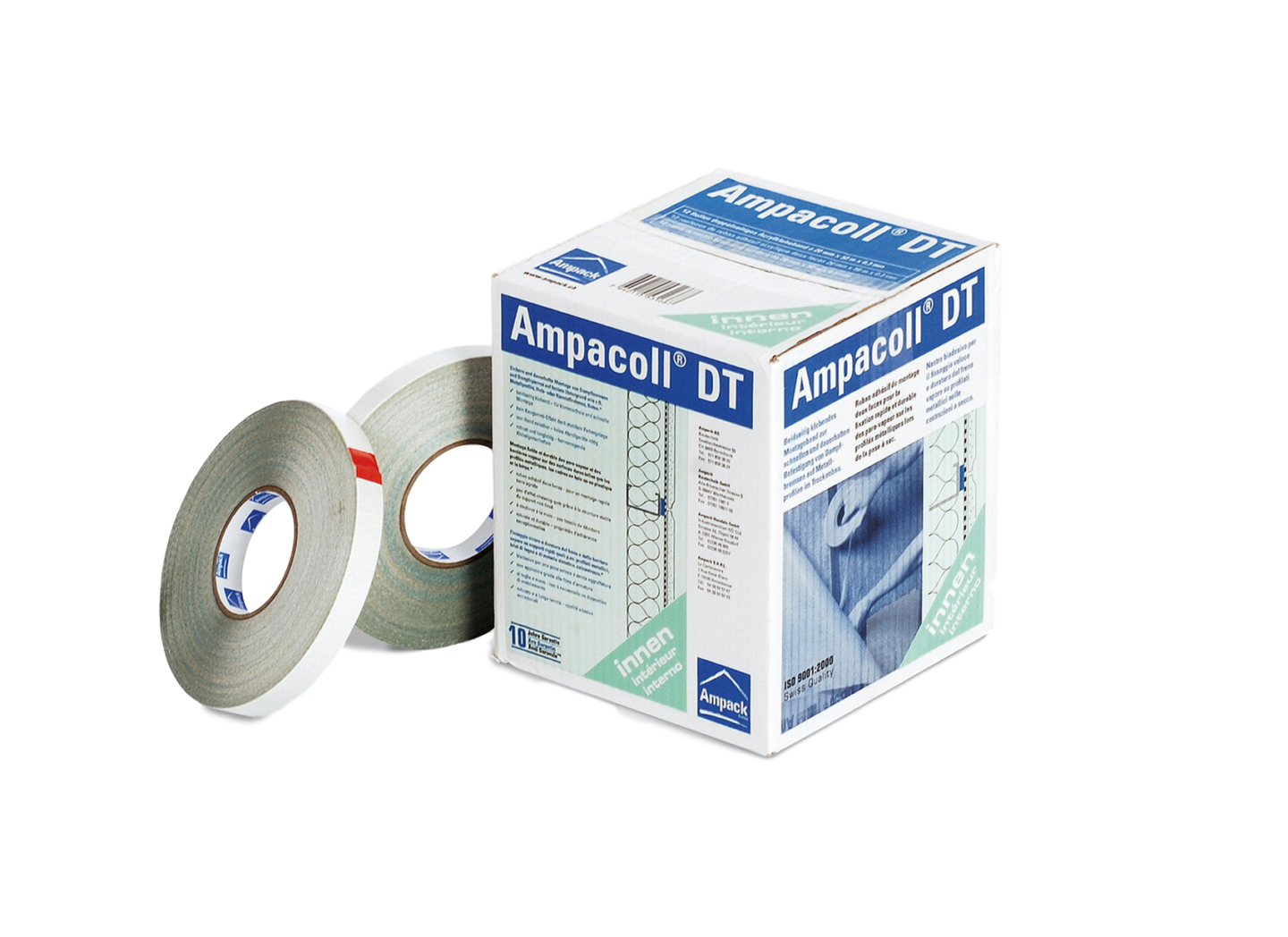 Double Sided Mounting Tape – Ampacoll DT – 20mm x 50m
