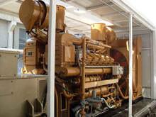 Dual-Fuel Generator Set