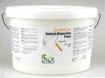 Dubron Interior Natural Dispersion Paint For Walls & Ceilings