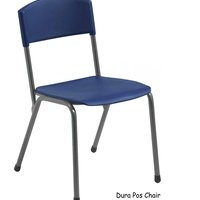 DURA POS SLED BASE CHAIR