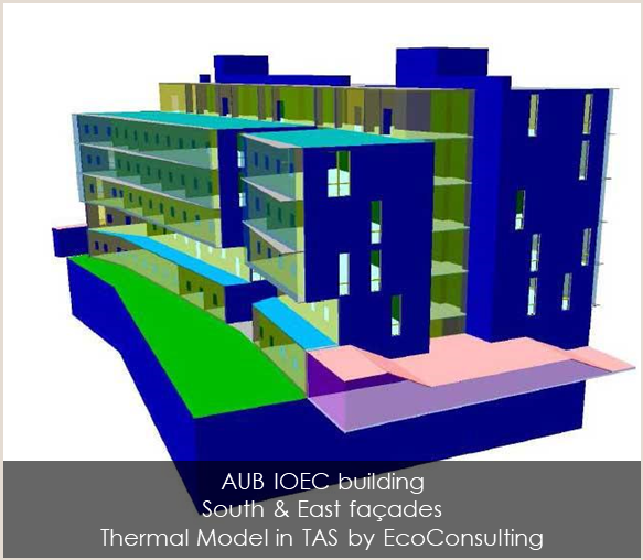 Ecobuilding / Dynamic Thermal Modelling