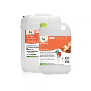 e-Clean Organic Cleaning Concentrate