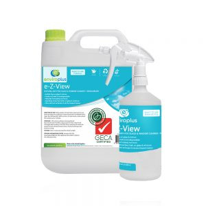 e-Z-View Natural Glass and Window Cleaner