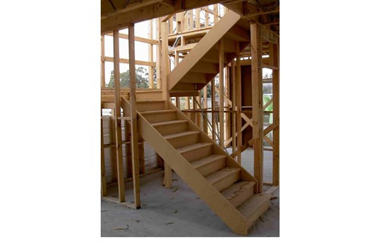 E0 MDF Stairway Systems