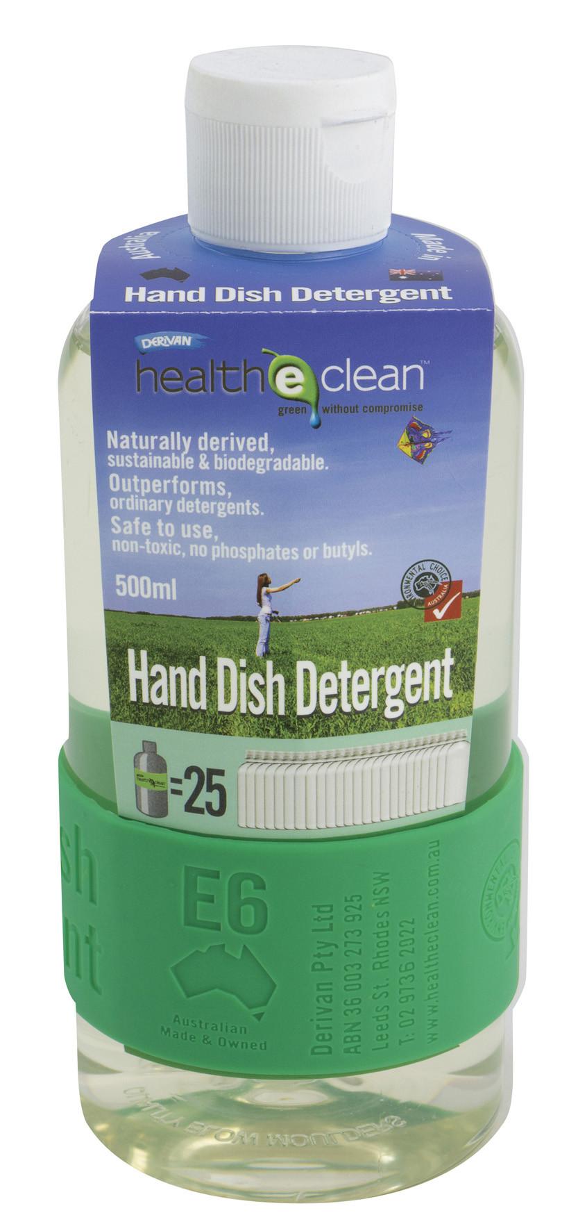 E06 HAND DISHWASHING DETERGENT