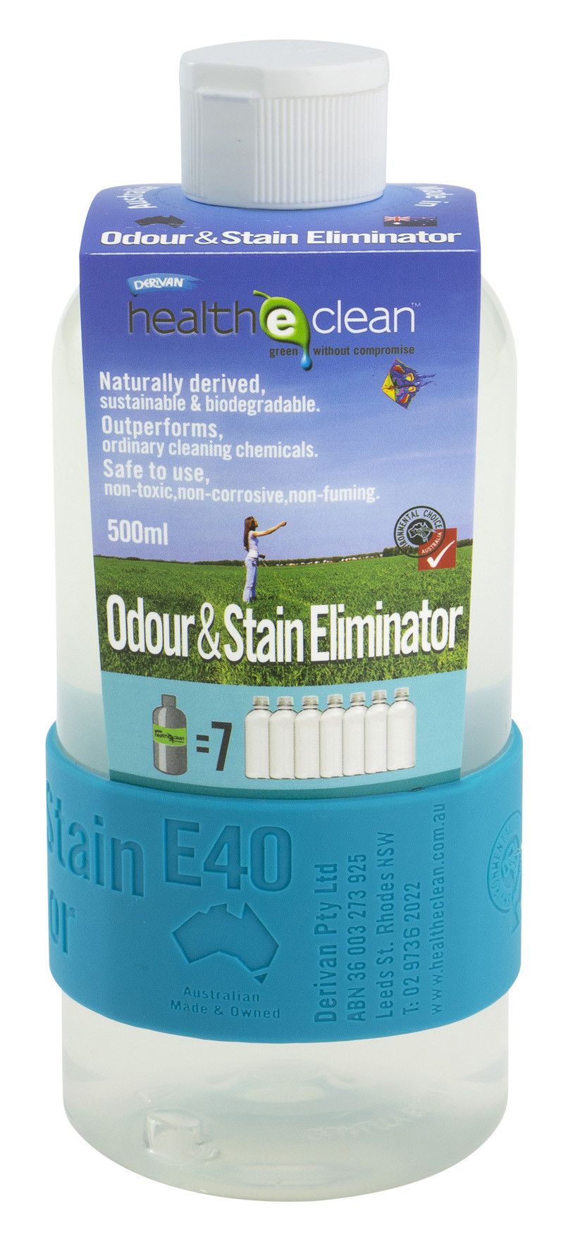 E40 ODOUR AND STAIN ELIMINATOR