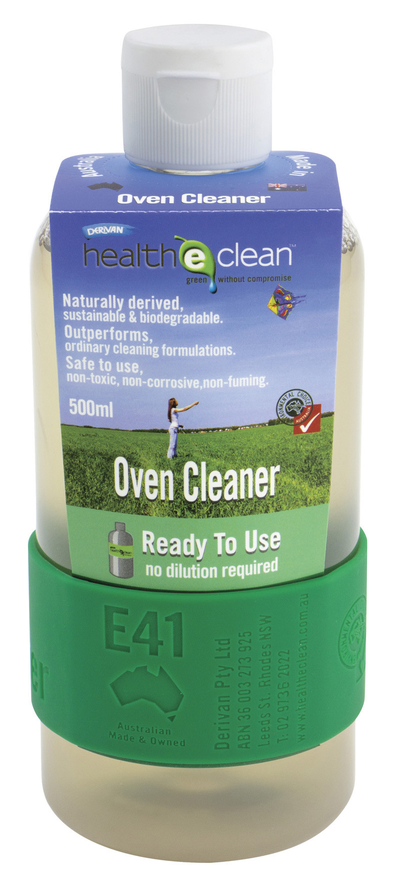 E41 OVEN AND HOTPLATE CLEANER