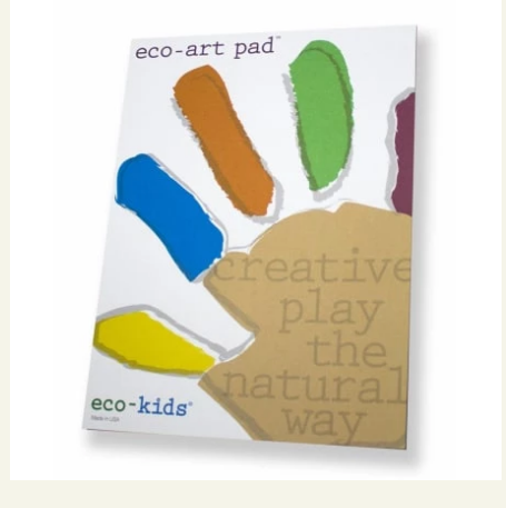 Eco-art pad by eco-kids