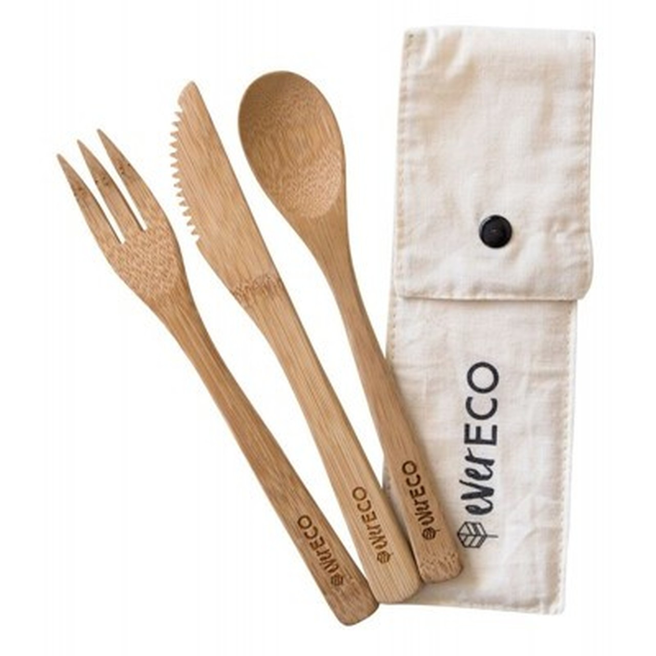 ECO Bamboo Cutlery Set
