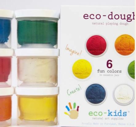 Eco-dough by eco-kids