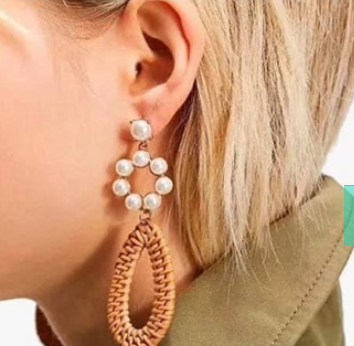 ECO EAR-RING