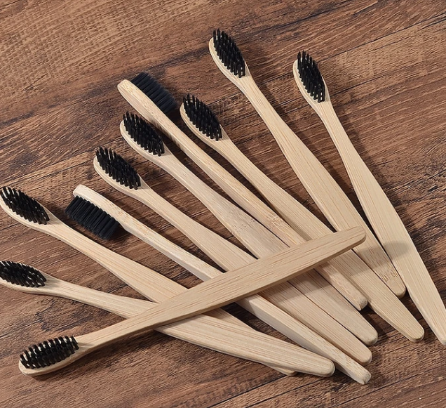Eco Friendly Bamboo Tooth-Brush