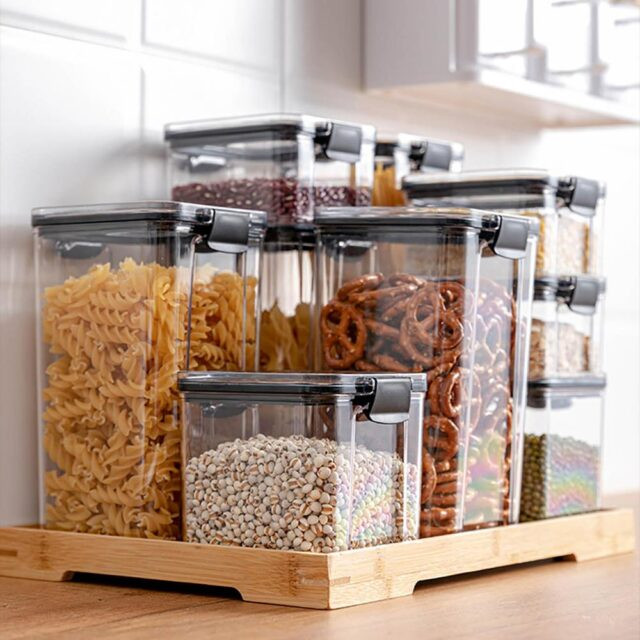 Eco-Friendly Food Storage Container