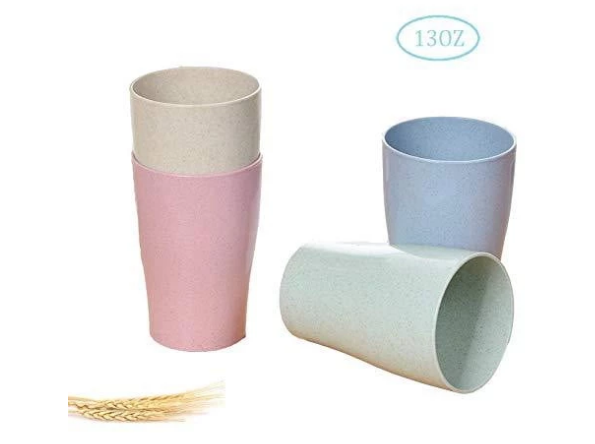 Eco-friendly Reusable Drinking Cup