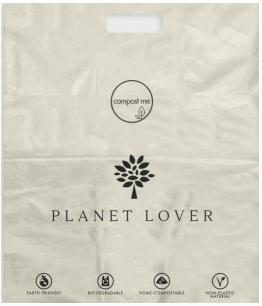 Eco-Friendly Takeaway bags