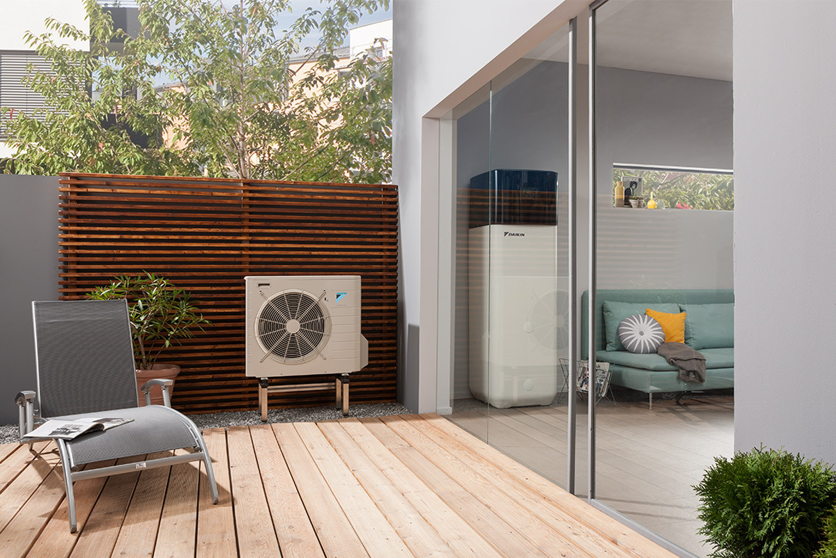 Eco Heating, Cooling & Refrigeration Solutions