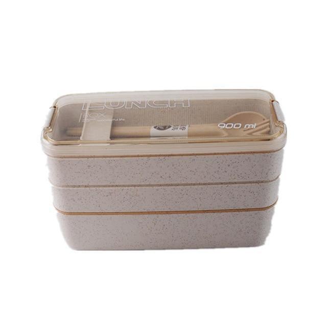 Eco Lunch Box - Bento Box