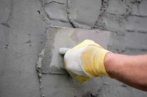 Eco-Thermal Plaster