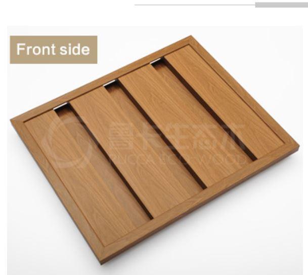 Eco-wood ceiling