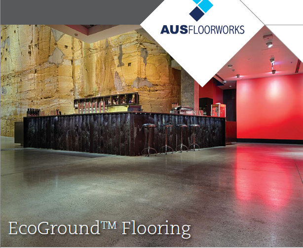 EcoGroundTM Flooring