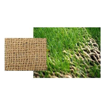 Ecomerchant Jute Ground Stabilisation Netting 500