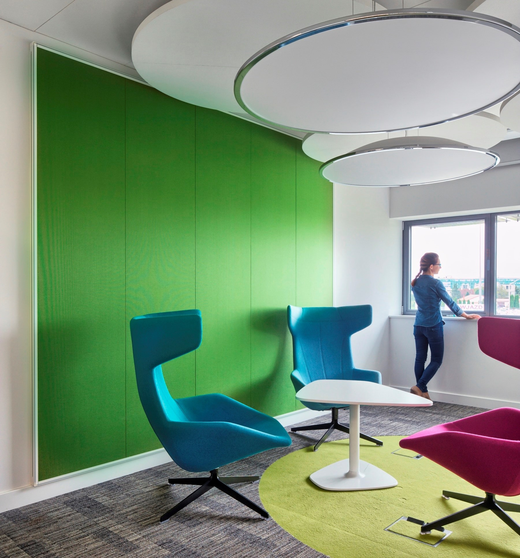 Ecophon Acoustic Wall Panel