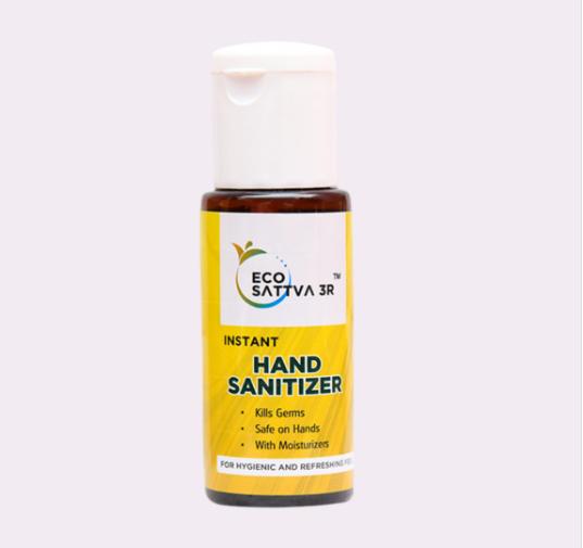 EcoSattva 3R Instant Hand Sanitizer