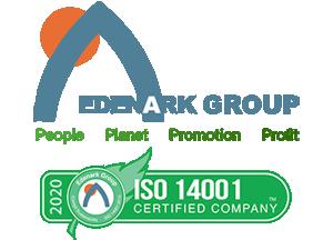 Edenark Group ISO 14001 Sustainability Certification Program for SMEs