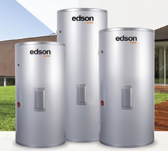 Solar Hot Water Tanks