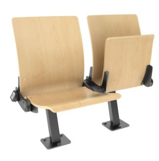Education Seating  ARC Wood