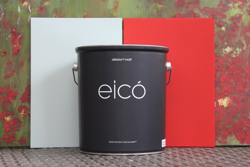 eicó Alterior Matt Sustainable Paint - Interior/Exterior eco,environmental paint