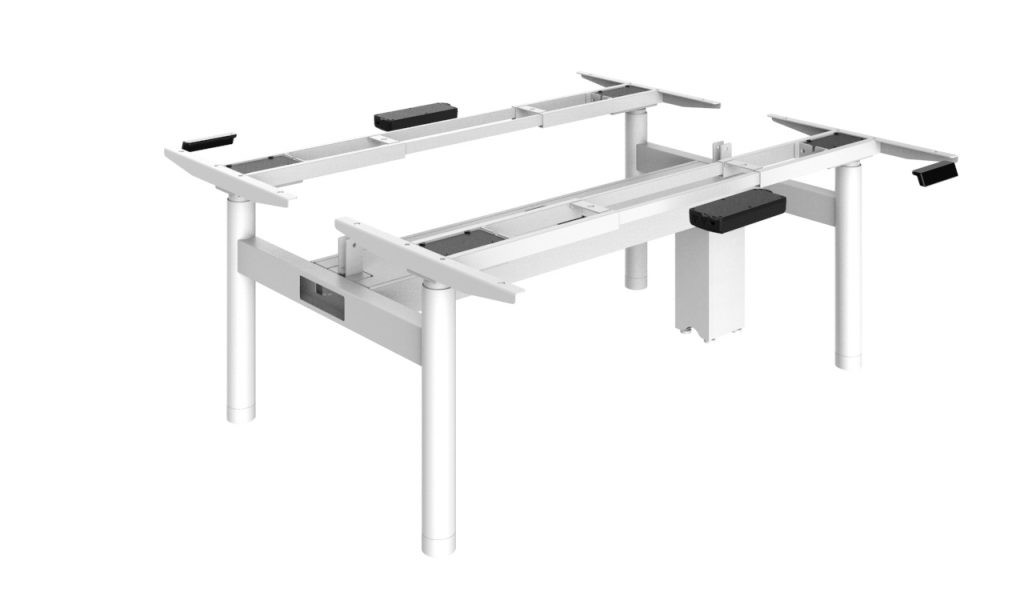 Electric Up and Down Adjustable Workbench Range