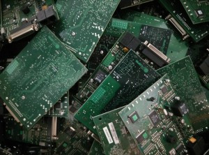 Electronic Waste Recovery