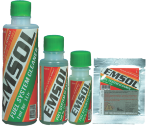 Emsol Fuel System Cleaner