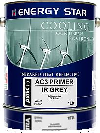 ENERGY STAR AC3 IR GREY PRIMER